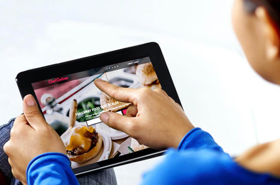 ChefOnline Online Food Ordering System